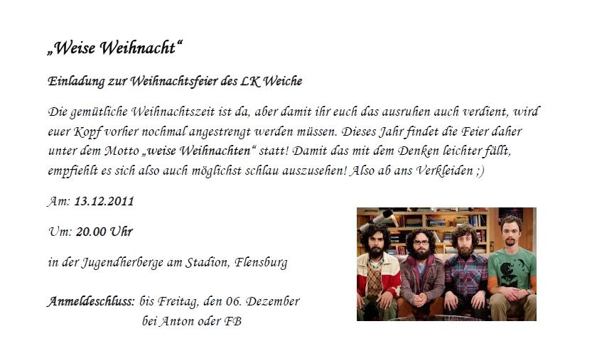 alteartikel2013 - lk weiche - leichtathletik klub weiche 1989 e.v., Einladung